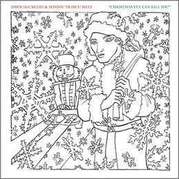 Christmas Eve Can Kill You by Dawn McCarthy and Bonnie Prince Billy