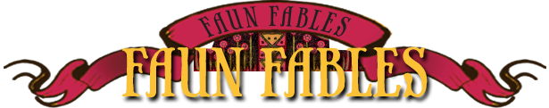faun fables: Dawn McCarthy and Nils Frykdahl header image